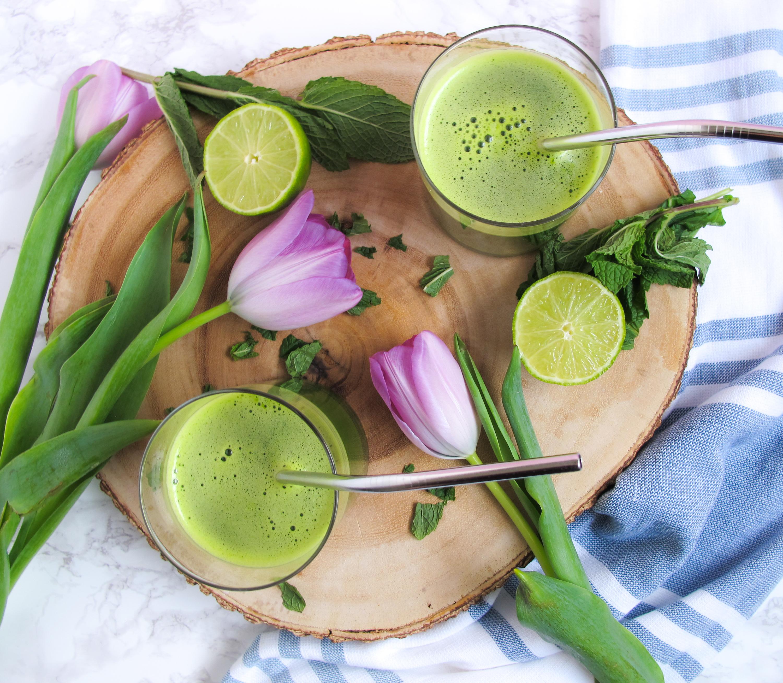 Green Bliss Detox Blender Juice