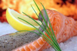 Salmon, Omega-3, Benefits, Brain Health,