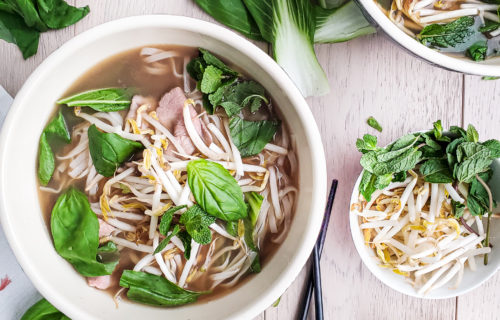 Delicious Easy Beef Pho
